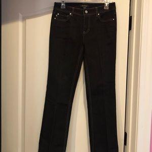 White House Black Market 4S perfect jeans LN